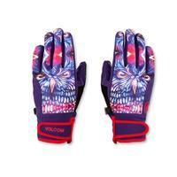 Snow Owl Volcom Laver Glove Womens hand