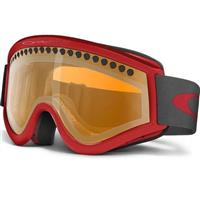 Snow Viper Red Frame / Persimmon Lens (59 113) Oakley E Frame Goggle