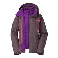 Sonnet Grey The North Face Kira 2.0 Triclimate Jacket Womens