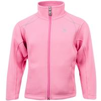 Sorbet / Silver Spyder Bitsy Virtue Full Zip Core Sweater Girls