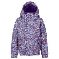 Burton Minishred Twist Bomber Jacket Girls
