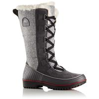 Dark Grey Red Dahlia Sorel Tivoli High II Womens
