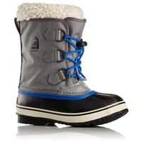 City Grey Sorel Yoot Pac Nylon Youth