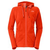 Spicy Orange The North Face Mezzaluna Hoodie Womens