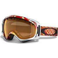 SpiroGraph Orange Frame / Persimmon Lens (57 521) Oakley Crowbar Goggle
