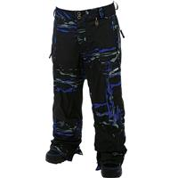 Splaids Dark Volcom Tone Pant Mens