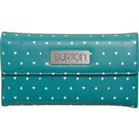 Spuce Card Dot Burton Tri Fold Wallet Womens
