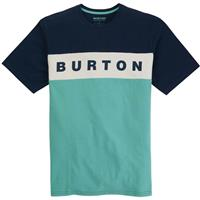 Burton Lowball SS T-Shirt - Men's - Dress Blue / Buoy Blue