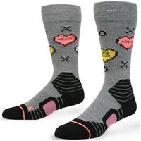 Grey Stance Candy Socks Womens