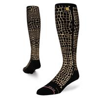 Stance Lux Lodge Snow Sock - Women's - Gold