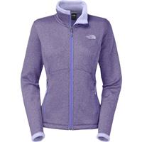 Starry Purple Heather The North Face Agave Jacket Womens