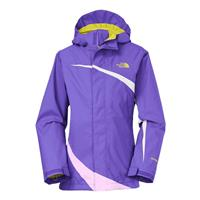 Starry Purple The North Face Mountain View Triclimate Jacket Girls