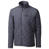 Steel Onyx Marmot Manchester Jacket Mens