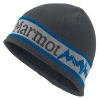 Steel Onyx Marmot Spike Hat Mens
