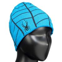 Stratos Blue/Black Spyder Web Hat Boys