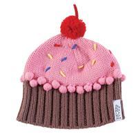Strawberry Neff Cupcake Beanie Womens