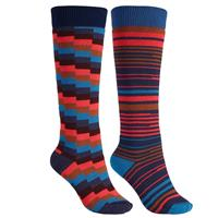 Scout Burton Weekender Sock 2 Pack Womens