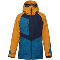 Sudan Brown Quiksilver Travis Rice Roger That Jacket Mens