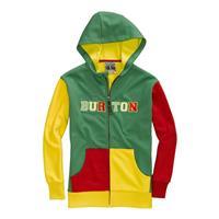 Sugar Cane Colorblock Burton Doom Bonded Hoodie Boys