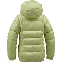 Sunny Lime Burton Allure Puffy Jacket Girls