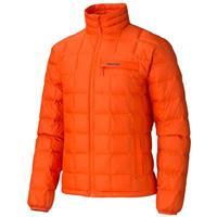 Sunset Orange Marmot Ajax Jacket Mens