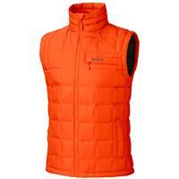 Sunset Orange Marmot Ajax Vest Mens
