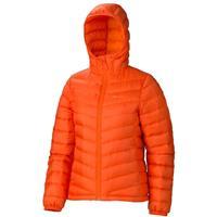 Sunset Orange Marmot Jena Hoody Womens