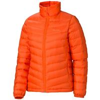 Sunset Orange Marmot Jena Jacket Womens