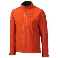 Sunset Orange Marmot Shield Jacket Mens