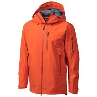 Sunset Orange Marmot Trident Jacket Mens