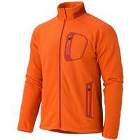 Sunset Orange / Orange Rust Marmot Alpinist Tech Jacket Mens