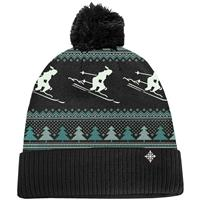 Ski the East Suzy Pom Beanie - Women's