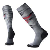 Smartwool PhD Ski Light Pattern Sock - Men's - Graphite