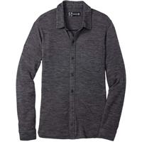 Smartwool Merino 250 Button Down Long Sleeve - Men's - Charcoal Heather