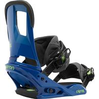 Switchback Blue Burton Cartel Re:Flex Snowboard Bindings Mens
