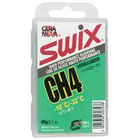 Swix CH4 Green Hydrocarbon Wax 60g.