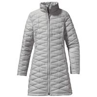 Tailored Grey Patagonia Fiona Parka Womens (Slim Fit)