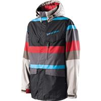 Tan Lines Faded Out Stripes Special Blend Circa Jacket Mens