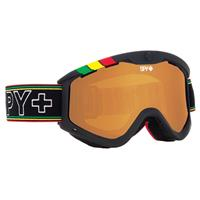 One Love Frame with Persimmon Lens Spy Optics Targa 3 Goggle