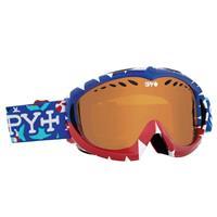 Party Sharks Frame with Persimmon Lens Spy Optics Targa Mini Goggle Youth