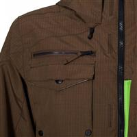 Teak Volcom Cult Jacket Mens