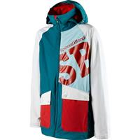 Teal Bag / Oxycotton / Markup Red Special Blend Beacon Insulated Jacket Mens