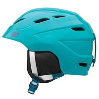 Teal Radius Giro Decade Helmet Womens