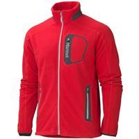 Team Red / Black Marmot Alpinist Tech Jacket Mens