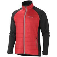 Team Red / Black Marmot Variant Jacket Mens