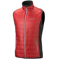 Team Red / Black Marmot Variant Vest Mens