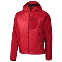 Team Red Marmot Isotherm Hoody Mens