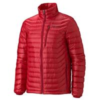 Team Red Marmot Quasar Jacket Mens