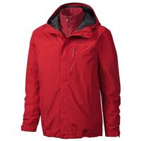 Team Red Marmot Ramble Component Jacket Mens