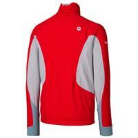 Team Red / Steel Marmot Fusion Jacket Mens